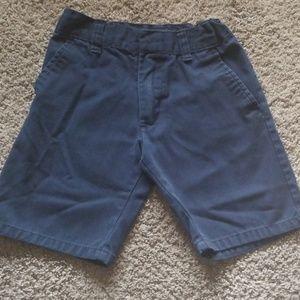 Boys Navy Blue Shorts